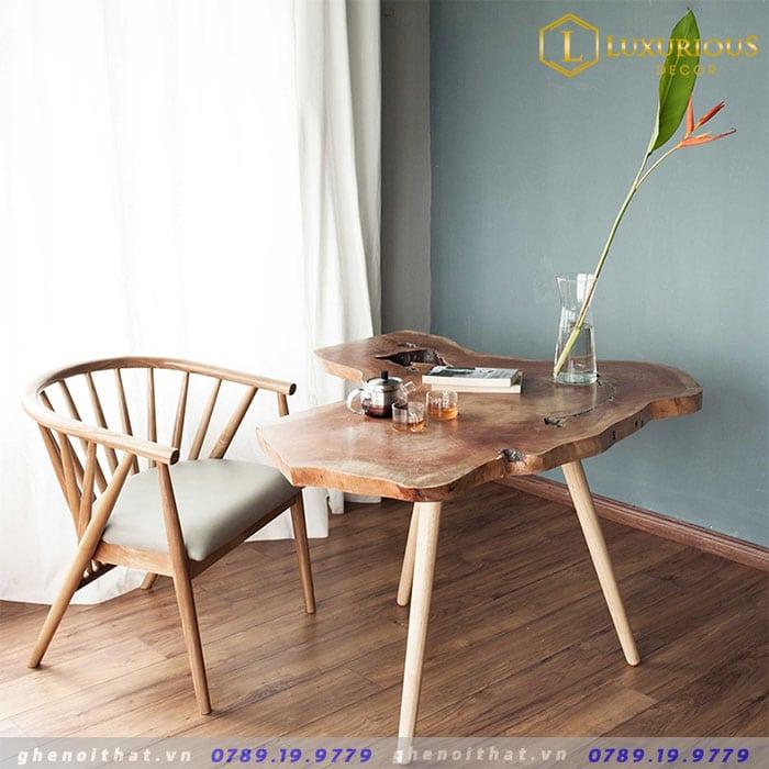 Bộ bàn ăn ghế Genny