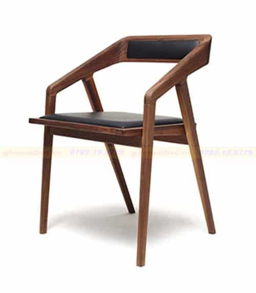 Ghế gỗ tựa lưng
