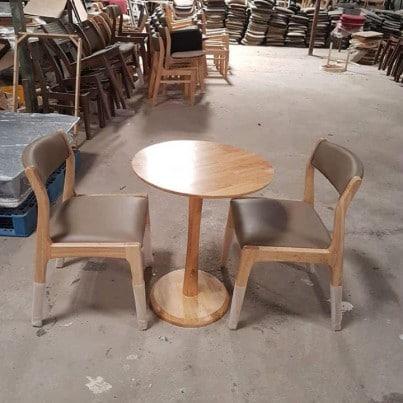 hình ảnh bàn ghế thực tế