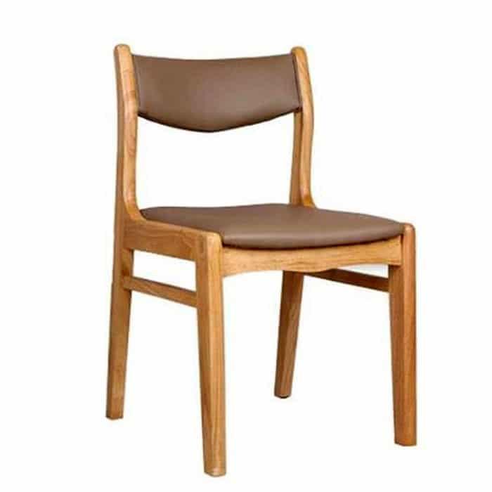 Mẫu ghế ăn Bella gỗ Sồi