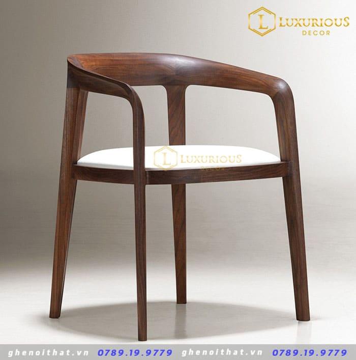 Ghế Corvo gỗ uốn