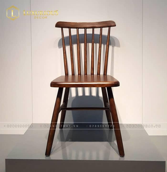 Ghế gỗ Pinnstol hiện đại