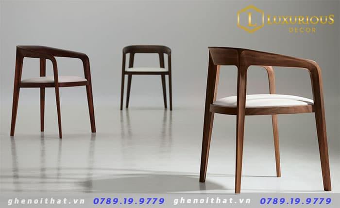Mẫu ghế ăn Corvo gỗ