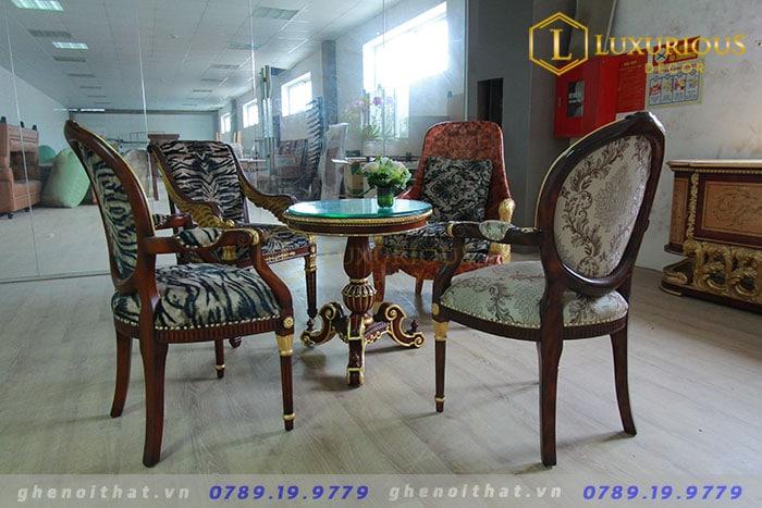 Sản xuất bàn ghế theo yêu cầu Hà Nội