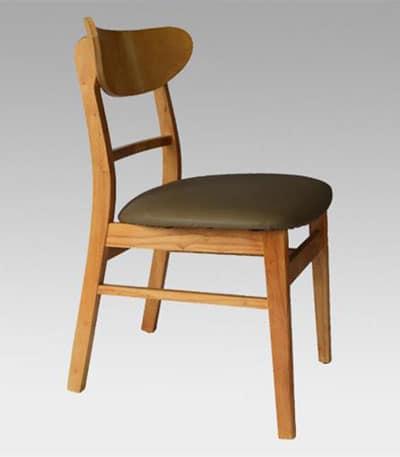 Thiết kế ghế Mango bọc đệm