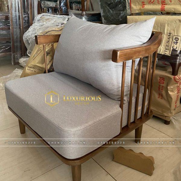Ghế Sofa đơn Fly gỗ