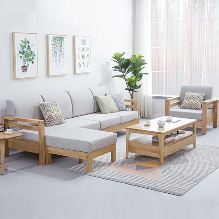 Mẫu bàn trà Sofa hiện đại