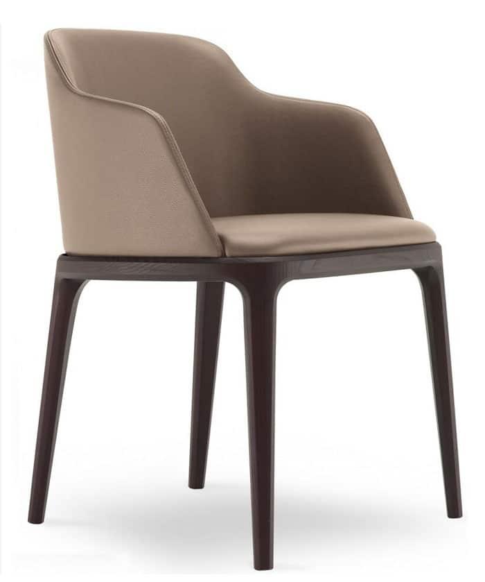 Grace Chair Nâu