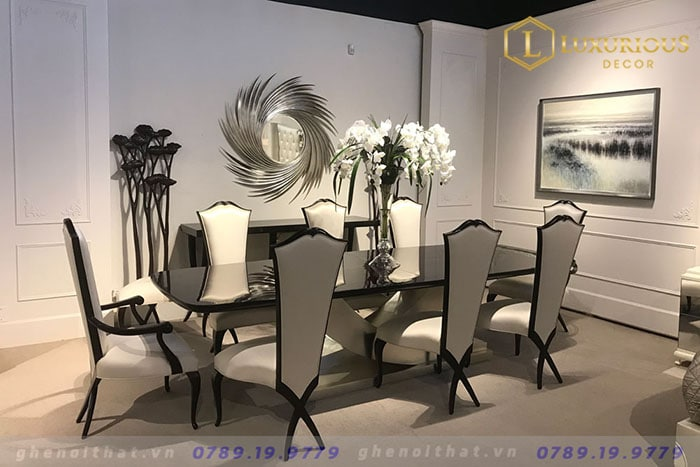 Ghế Christopher Guy Arch Dining chair