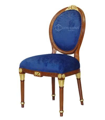 Ghế Louis XV không tay