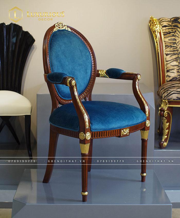 Sản xuất ghế Louis cao cấp theo yêu cầu