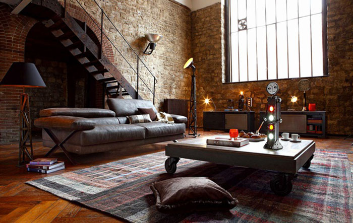 Bộ Sofa tối giản cho phòng khách