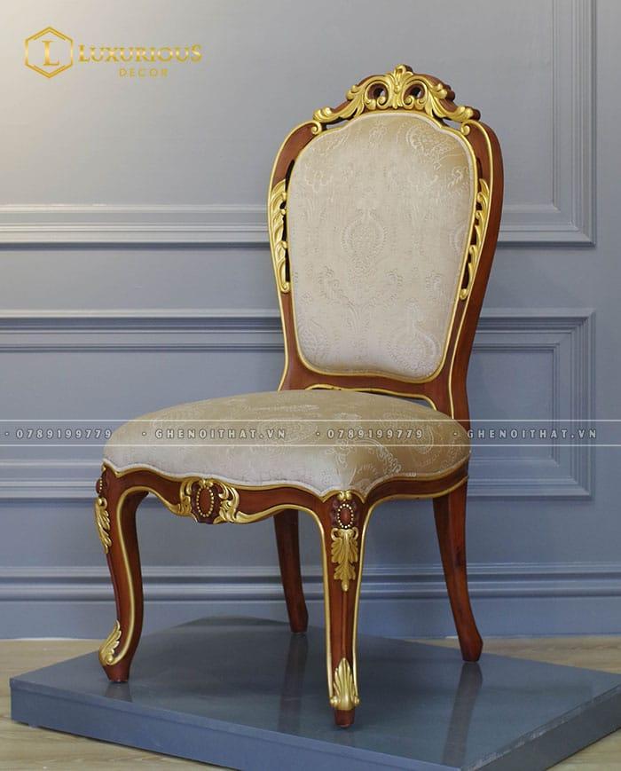 Mẫu ghế French hoàng gia