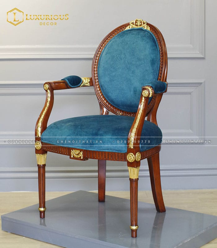 Ghế Louis XV có tay giá 6,750,000 ₫