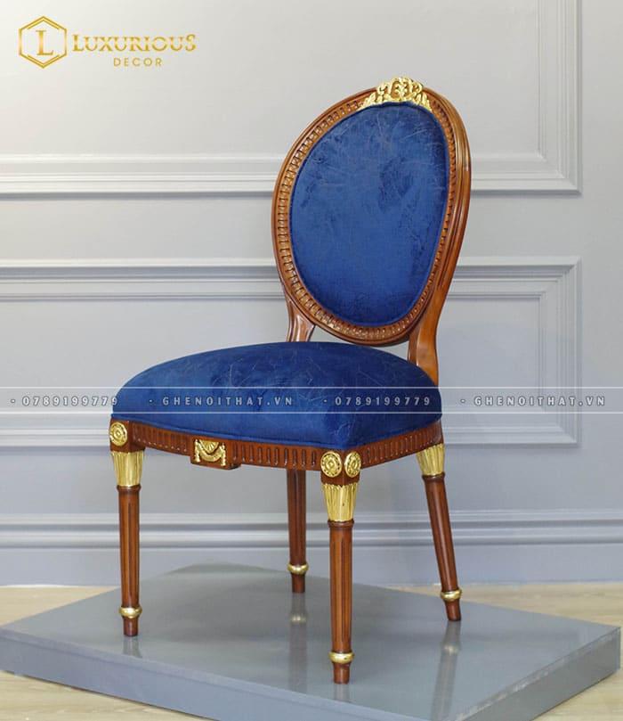 Ghế Louis XV không tay giá 4,745,000 ₫