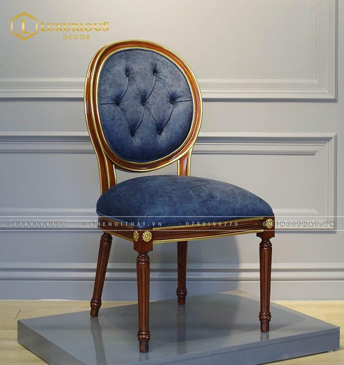 Ghế Louis XVI không tay