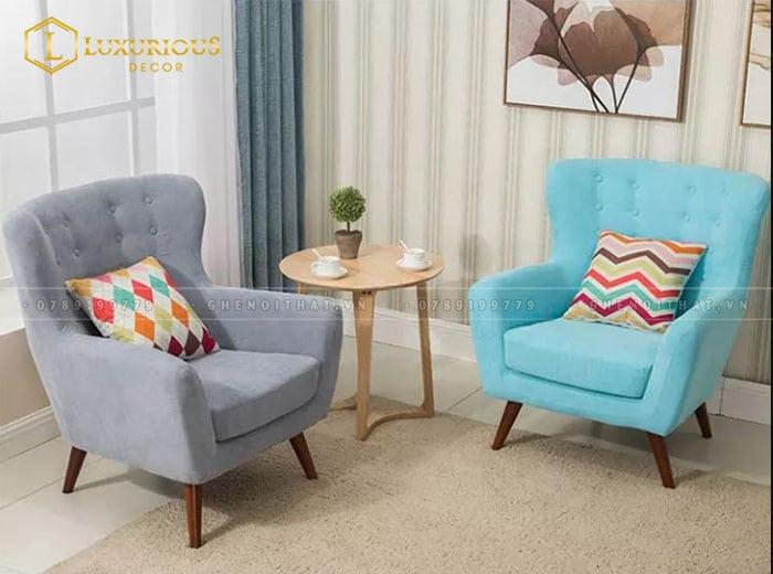 Ghế Sofa đơn thư giãn đẹp