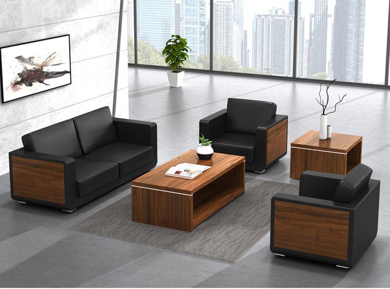 Bộ Sofa Hiện Đại Trong Phòng Làm Việc
