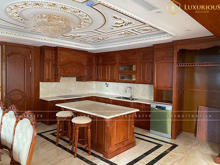 Đôn Phòng Ăn (Ghế Đảo Bếp)