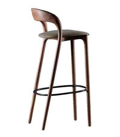 Ghế bar gỗ Neva