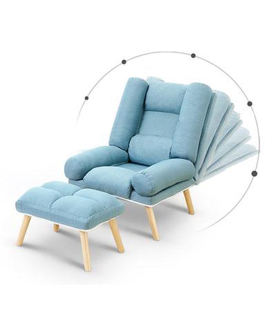 Ghế Sofa thư giãn đọc sách Luxury