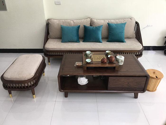 Ứng dụng của ghế sofa nan